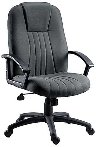 Picture of Office Chair Company City Fabric Charcoal