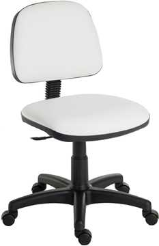 Picture of Office Chair Company Ergo Blaster PU White