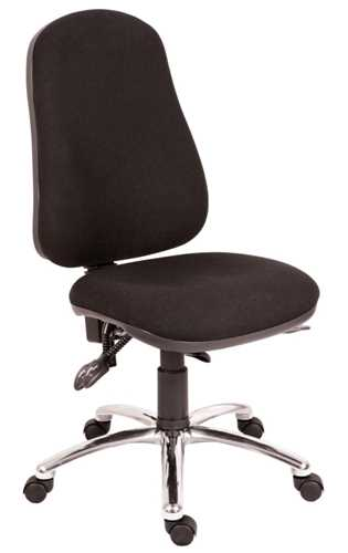 Picture of Office Chair Company Ergo Comfort Steel Black
