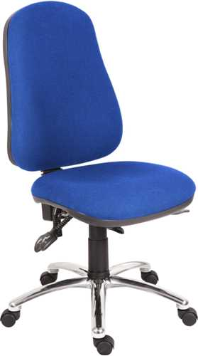 Picture of Office Chair Company Ergo Comfort Steel Blue