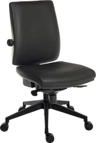 Picture of Office Chair Company Ergo Plus Ultra PU Black