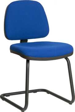 Picture of Office Chair Company Ergo Visitor Blue