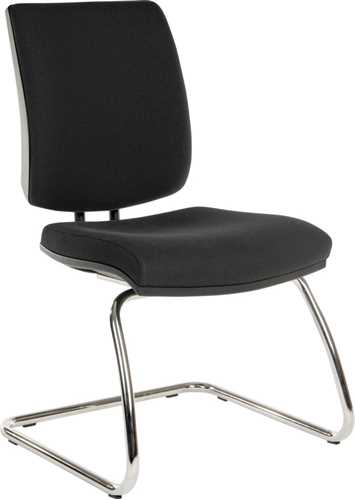 Picture of Office Chair Company Ergo Visitor Deluxe Black