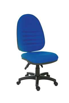 Picture of Office Chair Company Captain Blue Fabric