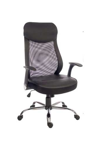 Picture of Office Chair Company Curve Black Mesh