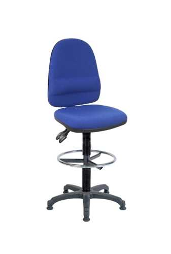 Picture of Office Chair Company Draughter Ergo Twin Blue