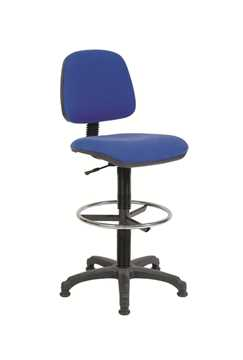 Picture of Office Chair Company Draughter Ergo Blaster Blue