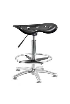 Picture of Office Chair Company Tek Stool Black