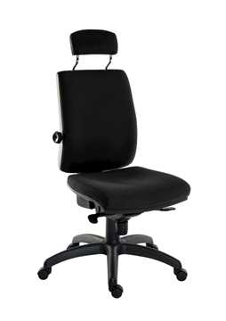 Picture of Office Chair Company Ergo Plus HR Black