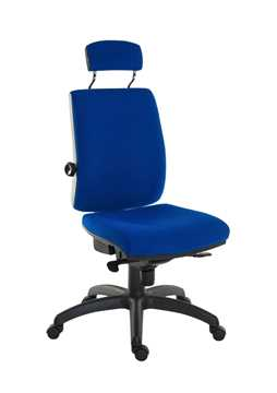 Picture of Office Chair Company Ergo Plus HR Blue