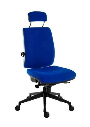 Picture of Office Chair Company Ergo Plus Ultra HR Blue