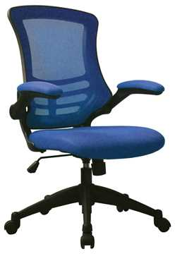 Picture of Office Chair Company Luna Designer Mesh Chair Blue