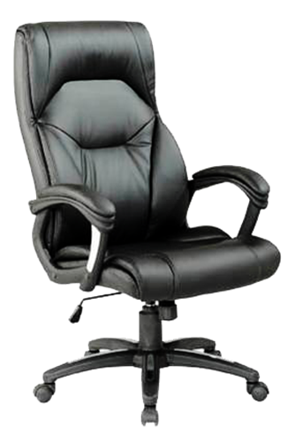 Picture of Office Chair Company Wellington High Back Executive Chair Black