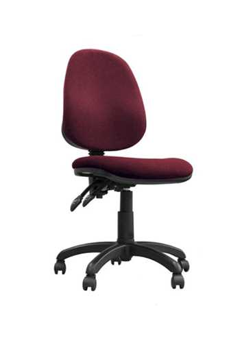 Picture of Office Chair Company Java 200 High back - Wine Red