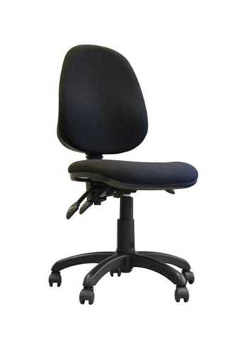 Picture of Office Chair Company Java 300 High back synchronised operator chair - Black