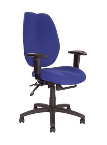 Picture of Office Chair Company Thames High-back multi-fictional operator chair Blue