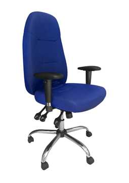 Picture of Office Chair Company BABYLON 24 Hour Operator Chair Blue