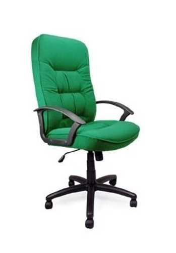 Picture of Office Chair Company Coniston High back fabric armchair - Green