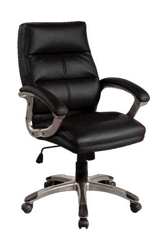 Picture of Office Chair Company Greenwich PU Managers Chair Black