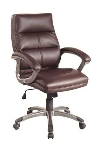 Picture of Office Chair Company Greenwich PU Managers Chair Burgundy