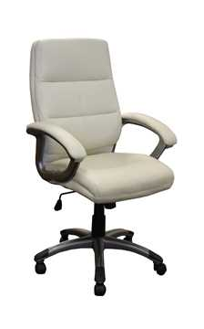 Picture of Office Chair Company Greenwich PU Managers Chair Cream