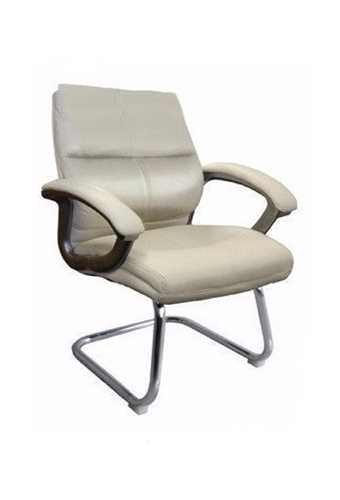 Picture of Office Chair Company Greenwich PU Visitors Chair Cream