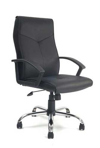 Picture of Office Chair Company Weston High back with Chrome base