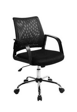 Picture of Office Chair Company Calypso Mesh Back Chair - Black