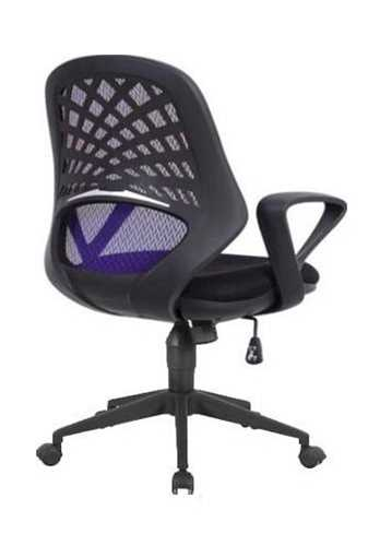 Picture of Office Chair Company Lattice Mesh Back Chair - Blue