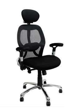 Picture of Office Chair Company Ergonomic 24 Hour High Back Mesh Chair