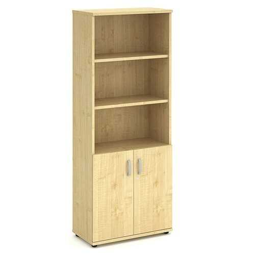 Picture of Office Chair Company 2000 Cupboard Open Shelves - Maple