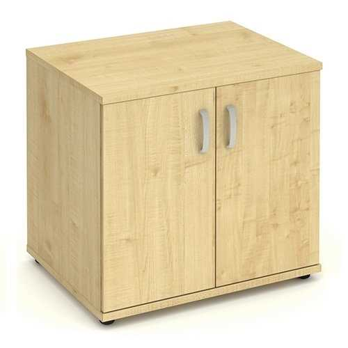 Picture of Office Chair Company  600 Desk High Cupboard - Maple