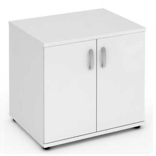Picture of Office Chair Company  600 Desk High Cupboard - White