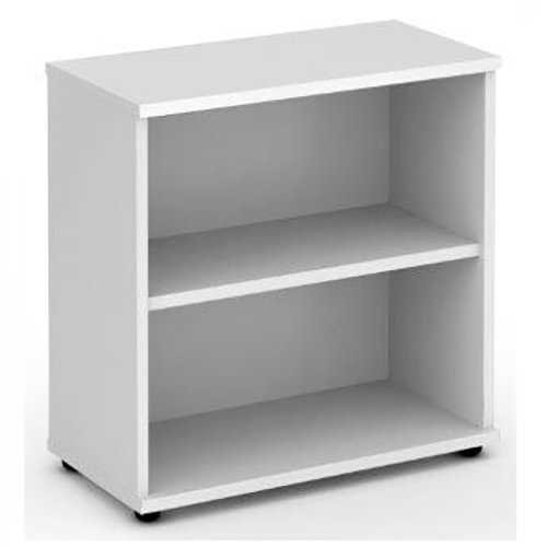 Picture of Office Chair Company Impulse 800 Bookcase - White