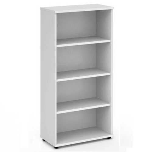 Picture of Office Chair Company Impulse 1600 Bookcase - White