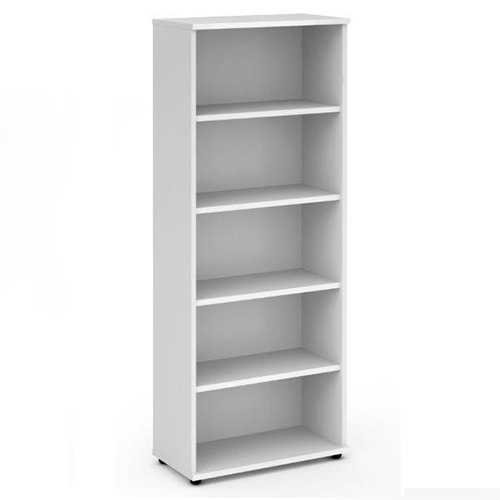 Picture of Office Chair Company Impulse 2000 Bookcase - White