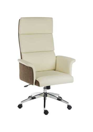 Picture of Office Chair Company Elegance High Back Executive Chair Cream