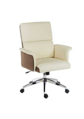 Picture of Office Chair Company Elegance Medium Back Cream