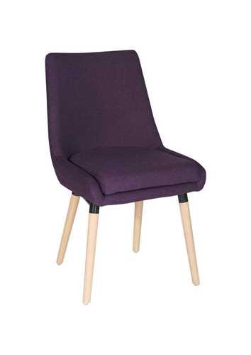 Picture of Office Chair Company Welcome Reception Chair Plum