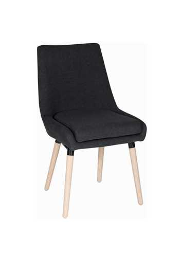 Picture of Office Chair Company Welcome Reception Chair Graphite